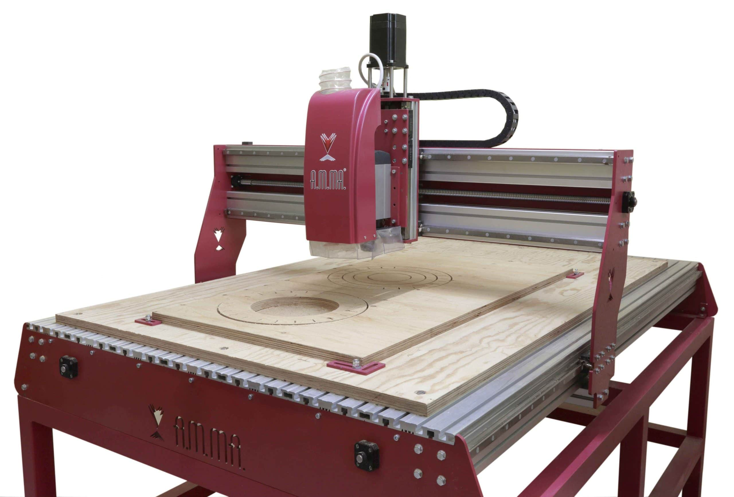 Multypla 2020 cnc machine